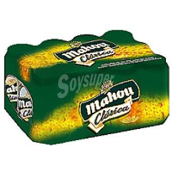 Mahou Cerveza Pack 10+2x33 cl