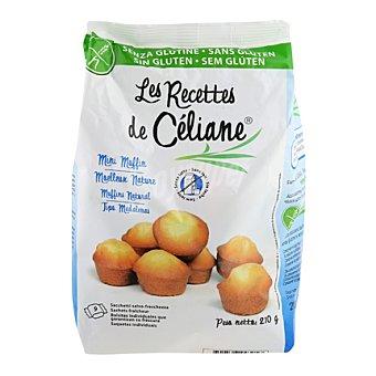 Les Recete de Céliane Magdalenas sin gluten 210 g