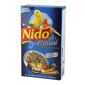 Nido Purina Comida para Canarios Optimal 750 gr