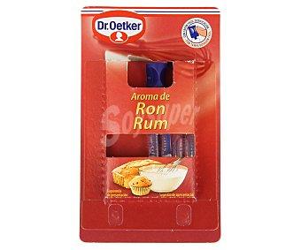 Dr. Oetker Aroma de ron especial para repostería 8 g