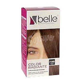 Belle Tinte marrón ceniza N.7.99 Professional Caja 1 unid