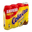 Batido chocolate energy Botellin pack 4 x 188 cc - 752 cc Cola Cao