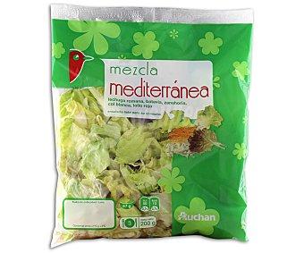 Auchan Ensalada mediterránea Bolsa de 200 gramos