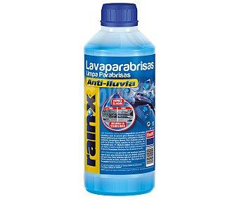 Krafft de líquido limpiaparabrisas con efecto anti-lluvia krafft 1 litro