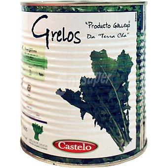 Castelo Grelos gallegos I. G. P Lata 460 g neto escurrido