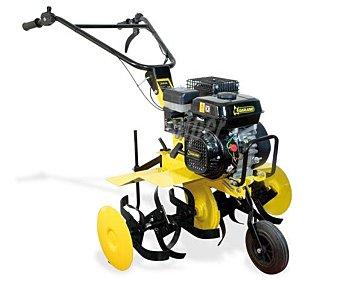 Garland Motoazada con motor de gasolina de 196 centímetros cúbicos con sistema de tiro para regular la profundidad del trabajo y transmisión monomarcha 1 unidad