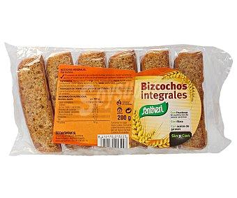 SANTIVERI Bizcochos integrales 200 gramos