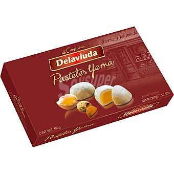 Delaviuda Pasteles de yema Estuche 300 g