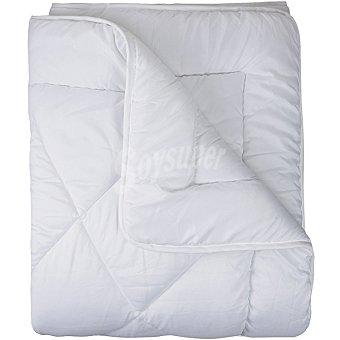 CASACTUAL Nordico microfibra blanco para cama 90 cm 350 g