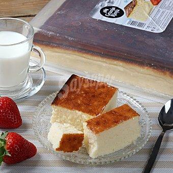 Granja rinya Tarta de queso Granja Rinya Corte Cuadrado 150.0 g. aprox