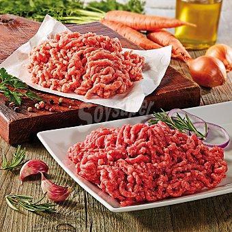 Carne picada mixta (vacuno y cerdo) Bandeja de 1000 g peso aproximado