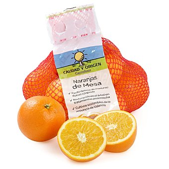Calidad Y Origen Naranja 2 kg
