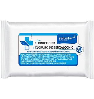Salustar Toallitas higienizantes 10 unidades