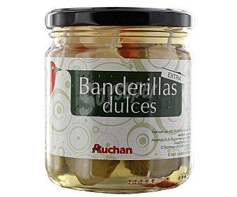 Auchan Banderillas dulces extra 160 gramos