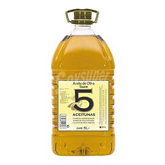 5 Aceitunas Aceite de oliva 0,4º sabor suave 5 l