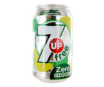 7Up Refresco de Lima Limon Light Lata 33 cl