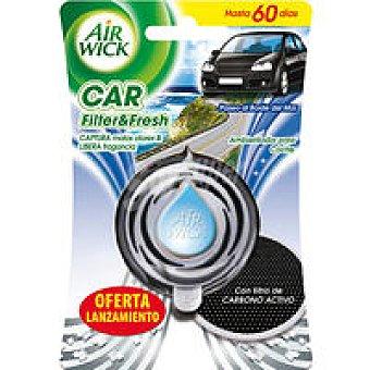 Air Wick Ambientador de coche paseo Pack 3