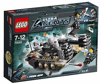 LEGO Juego de Construcciones Infiltración Sísmica, Modelo 70161 1 Unidad