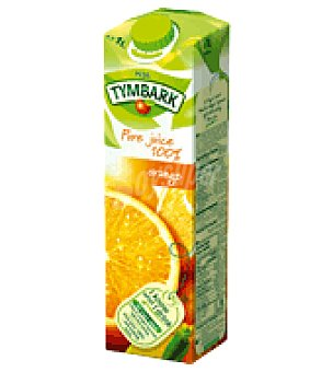 Tymbark Zumo de naranja natural 1 l