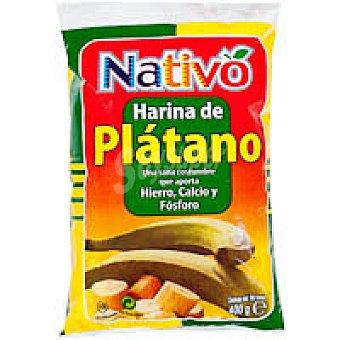 Goya Harina de plátano Paquete 400 g