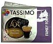 Café l'or long classic ápsulas 24 c Tassimo