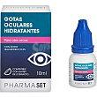 Gotas oculares hidratantes para Ojos Secos con äcido Hialurónico al 0,2% 10 ml 10 ml Pharmaset