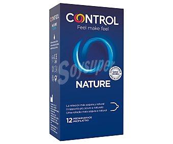 Control Preservativos Adapta Nature Caja 12 unidades
