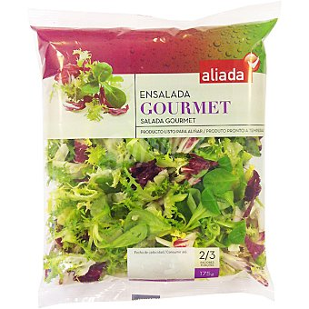 Aliada Ensalada gourmet Bolsa 175 g