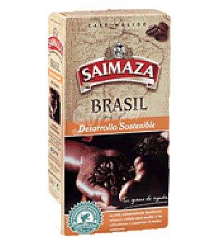 Saimaza Cafe molido desarrollo sostenible origen brasil 250 g