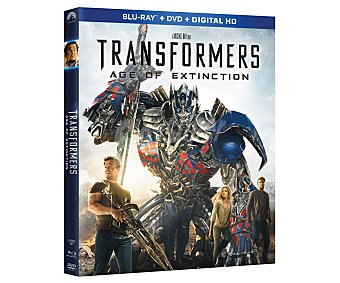 Paramount BR Transformes: La era..