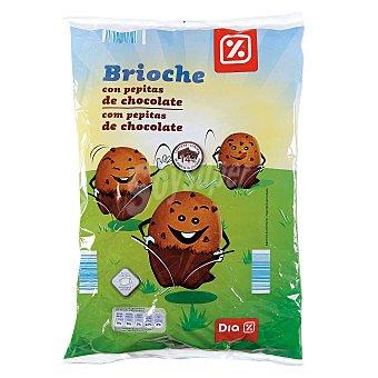 DIA Brioche con pepitas de chocolate Bolsa 320 grs