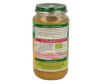 HiPP Biológico Tarrito de frutas variadas con cereales +4 meses Envase 250 g