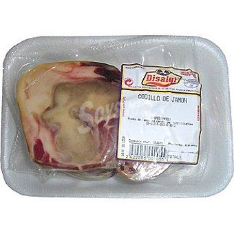 Disalgi codillos de jamón de cerdo peso aproximado bandeja 350 g 2 unidades