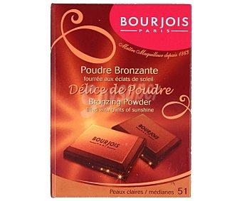 Bourjois Paris Polvos bronceadores nº051 délice DE poudre