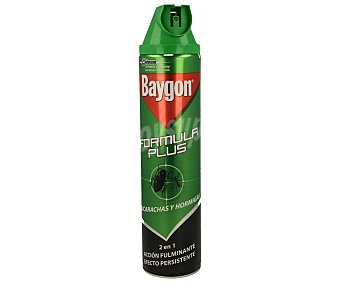 Baygon Insecticida en polvo contra cucarachas y hormigas 600 ml