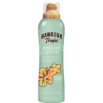 Hawaiian Tropic After sun crema corporal de mango frasco 200