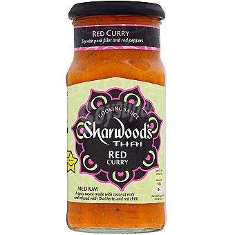 SHARWOODS Salsa Thai Curry Rojo 415 g