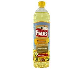 La Masía Aceite de girasol Masiasol Botella de 1 l