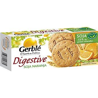 Gerble Galletas Digestive soja naranja Envase 174 g