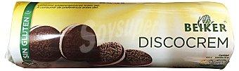 BEIKER Galletas sin gluten Discocrem Paquete de 100 g