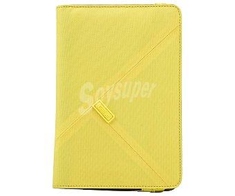 "Qilive Funda con tapa amarillo, universal para tablets de 9,7"" Q.9949"