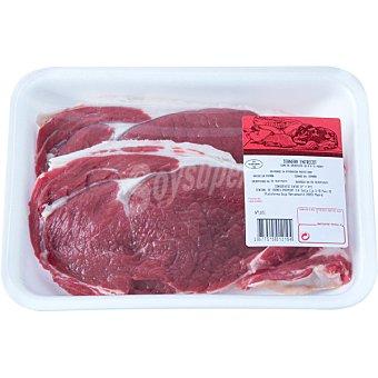 PASSION MEAT Ternera filetes de lomo alto  bandeja 400 g peso aproximado