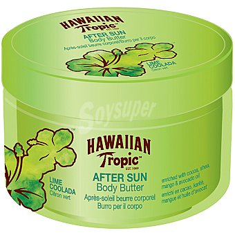 Hawaiian Tropic After sun crema corporal de lima colada tarro 200