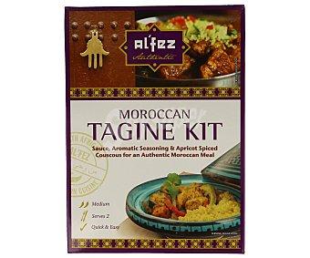 ALFEZ Kit para preparar comida marroquí 279 gramos
