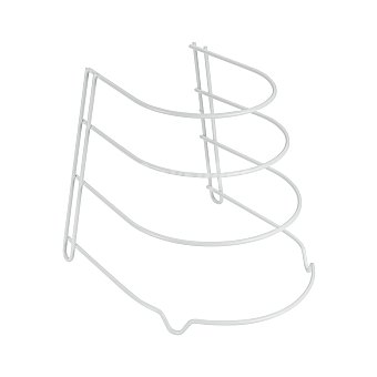 Metaltex Sartenero Multiusos Sierra 27 cm. blanco 1 ud