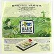 Masa rollitos de primavera Wrappers Bolsa 134 g (12 hojas) Blue Dragón