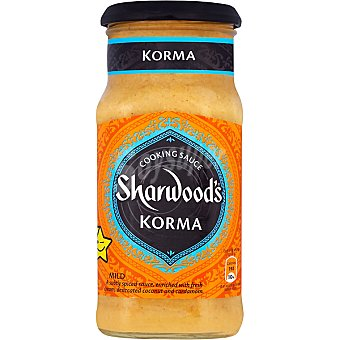Sharwood's Salsa korma Frasco 420 g