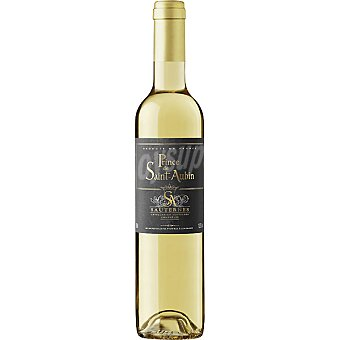 Prince de Saint-aubin Vino blanco Sauternes Francia Botella 50 cl