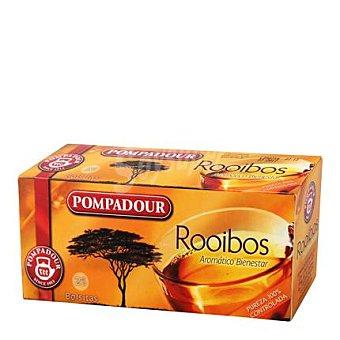 Pompadour Té Rooibos en Bolsitas 25 ud