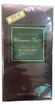 Massimo Dutti Colonia masculina 200 ml
